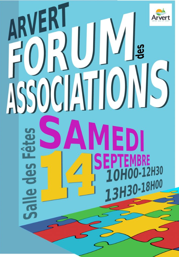 Forum Associations Arvert 2019